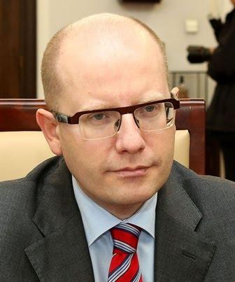 ראש ממשלת צ'כיה
