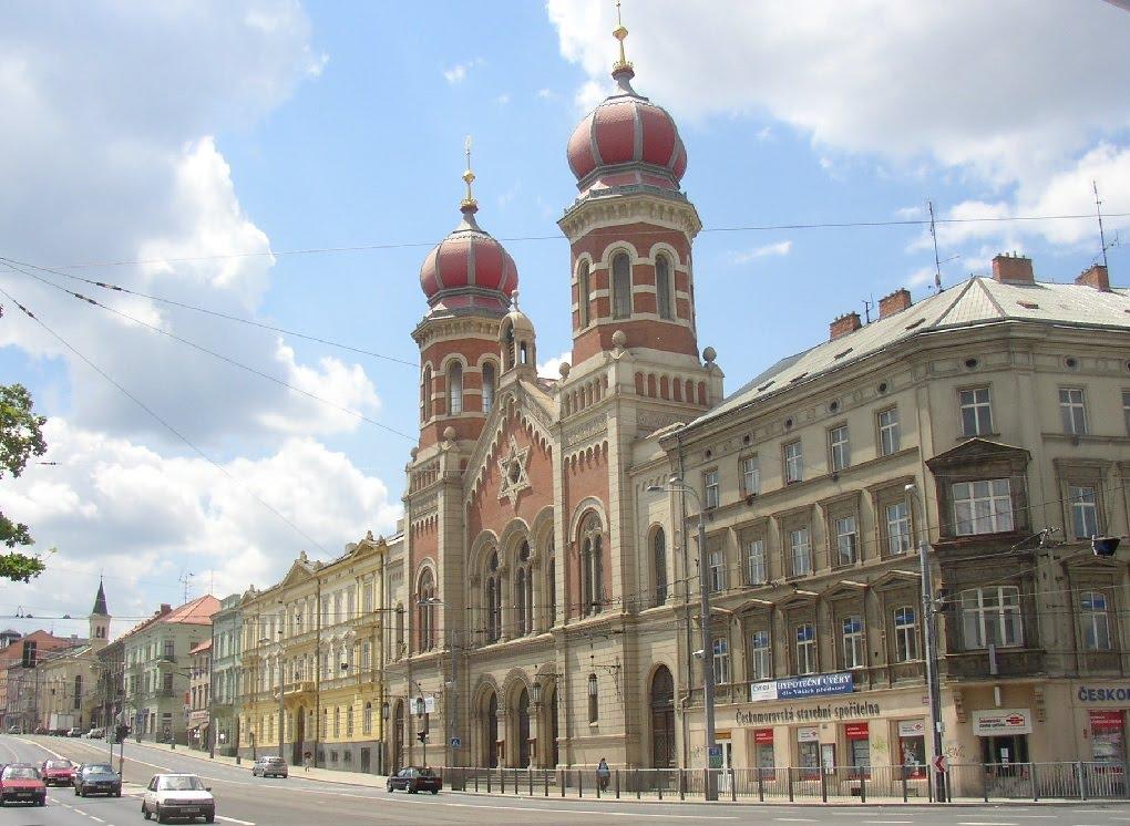 בית הכנסת הגדול בפילזן