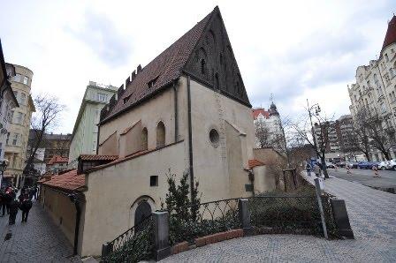 """בית הכנסת של המהר""""ל מפראג"""