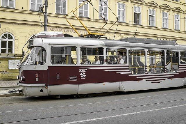חשמלית בפראג
