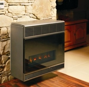 תנור גז מקומי מודרני