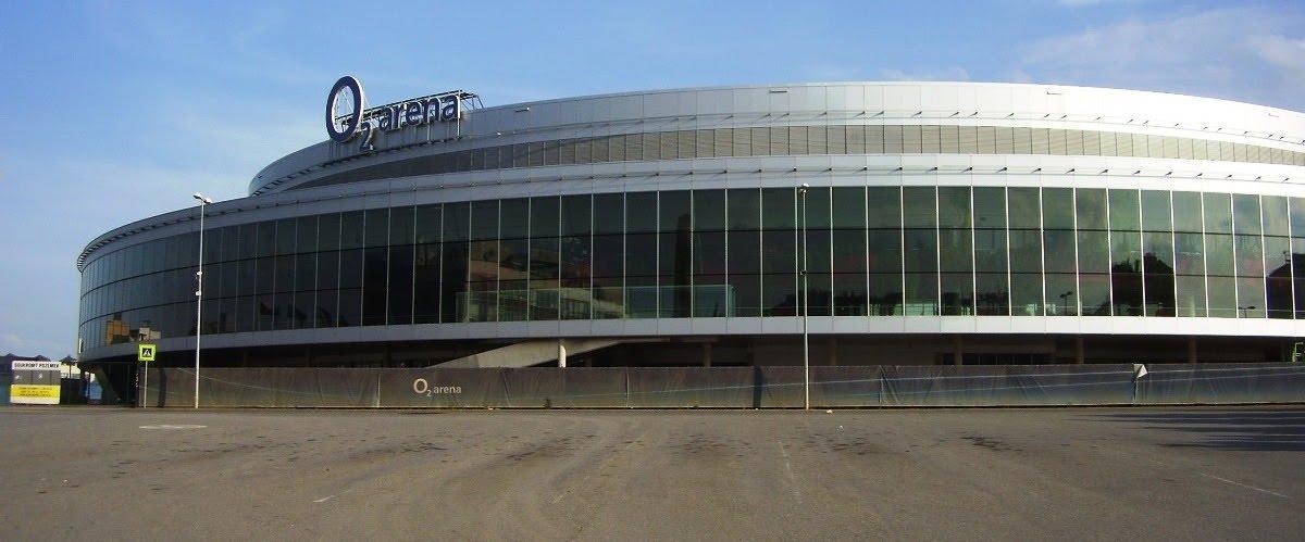 o2 מרכז מופעים בפראג